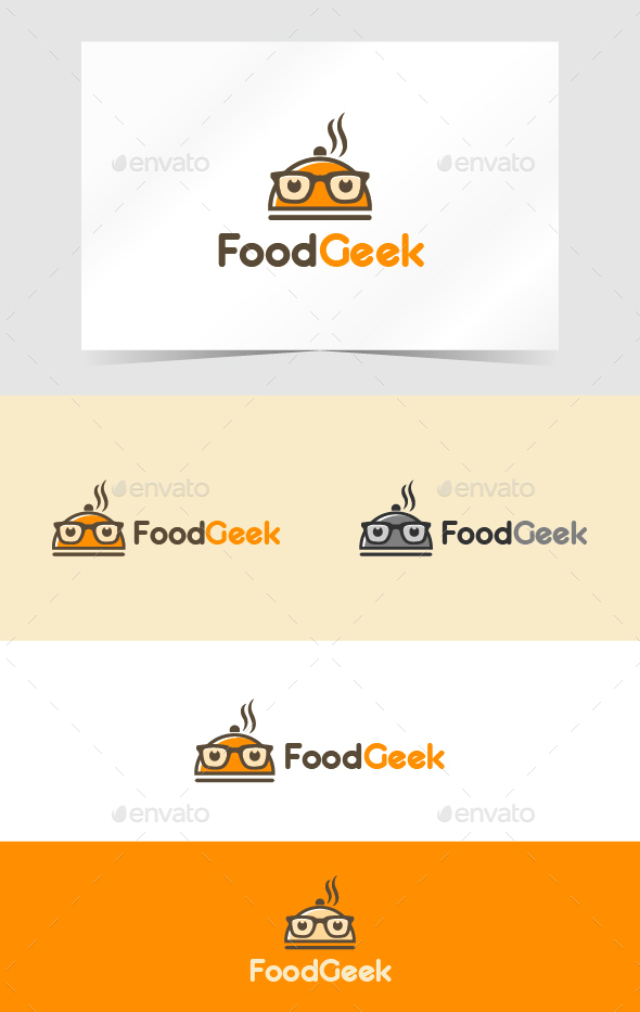 Food Geek Logo