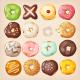Doughnuts Set