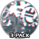 Currency Mess - 3 Pack