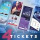 Event Tickets Bundle 4