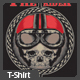 The Rider T-shirt Design