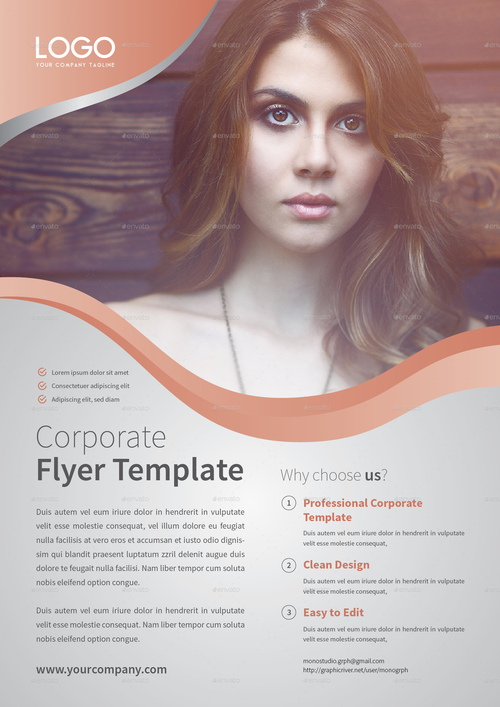 Corporate Roll Up Banner 3