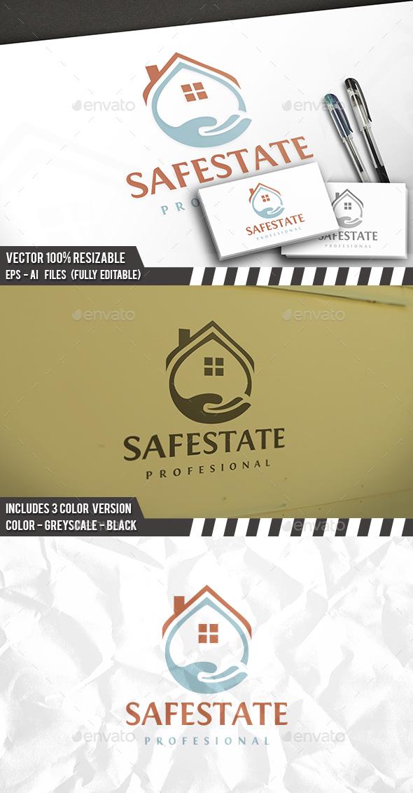 Safe Real Estate Logo