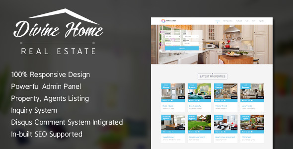 Divine Home - Real Estate