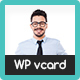 Raptish - Premium vCard/Resume WordPress Theme - ThemeForest Item for Sale
