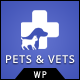 PetsVets - WordPress Theme for Veterinary Hospitals and Pet Care Takers