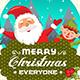 Santa Clause Card