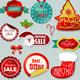 Christmas Sales Badge