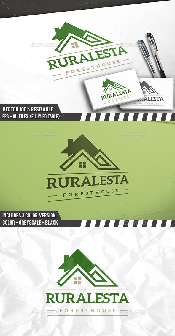 Real Estate Green Logo