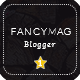 FancyMag – Clean & Personal Blogger Theme - ThemeForest Item for Sale