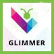 Glimmer - A Responsive Drupal Blog Theme