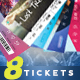 Event Tickets Master Pack