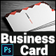Creative Personal Business Card Template
