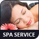 Spa Services - HTML5 ad banners