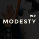 Modesty - MultiPurpose One Page WordPress Theme