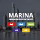MARINA Presentation template