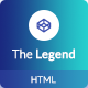 The Legend - Multi-Purpose HTML5 Template