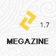 Megazine - Multi Blog Wordpress Responsive Theme - ThemeForest Item for Sale