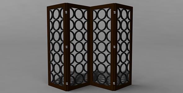 3DOcean Room divider 14298966
