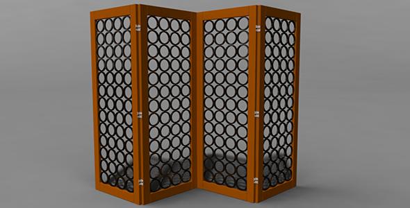 3DOcean Room divider 14299090