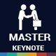 Master Keynote Presentation Template