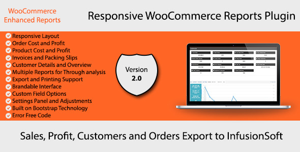 WooCommerce Enhanced Reports - CodeCanyon Item for Sale