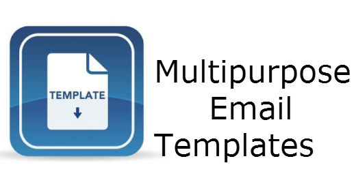 Multipurpose Email Templates