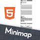 Xivmap, Website Minimap - jQuery & Vanilla JS
