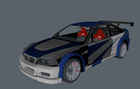 BMW M3 - 3DOcean Item for Sale
