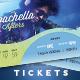 Event Tickets Template XVI