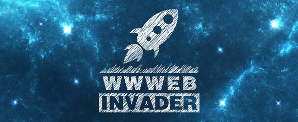 Wwwebinvader