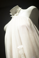 Bridal dress store bride mannequin