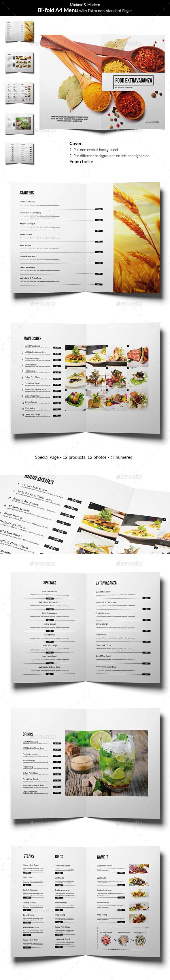 Fein Beispiele Für Catering Menüvorlagen Bilder - Beispiel Business ...
