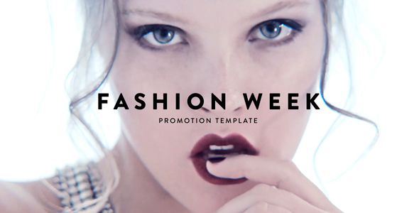 Fashion Week - Promotion Reel
