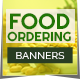 GWD | Online Food Ordering Banners - 7 Sizes