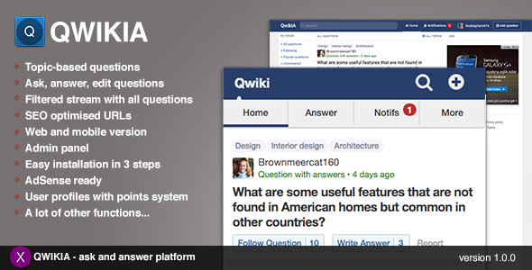 QWIKIA – ask and answer platform (Social Networking) Download
