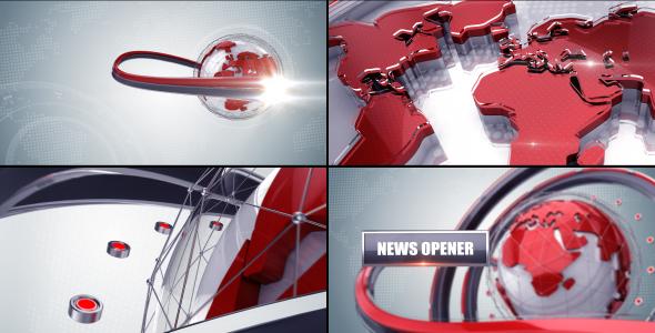 News Opener Pack