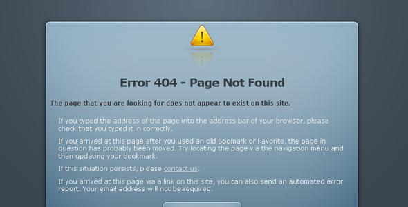 CodeCanyon Errors Handler 56536