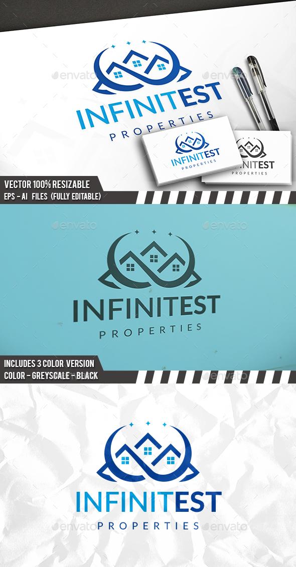 Real Estate Infinite Logo