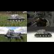 T-34/85 Interior/Engine Bay Full HDRI Winter Camo