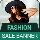 GWD | Fashion Sale Banners - 7 Sizes
