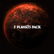 5 Planets Pack