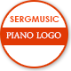 Elegant Piano Logo
