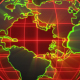 Digital Rotating World Loop (HD) - VideoHive Item for Sale