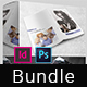 Photography Portfolio and  Business Card (Bundle)