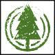 Grunge Tree Logo