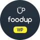 FoodUp — Food & Restaurant WordPress Theme