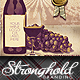 Vintage Wine Event Flyer - GraphicRiver Item for Sale