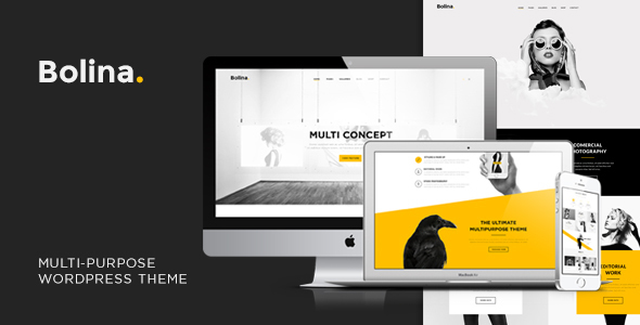 Download Bolina - Trendy & Stylist WordPress Theme nulled download