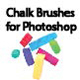 Pastel Chalk Brushes for Photoshop